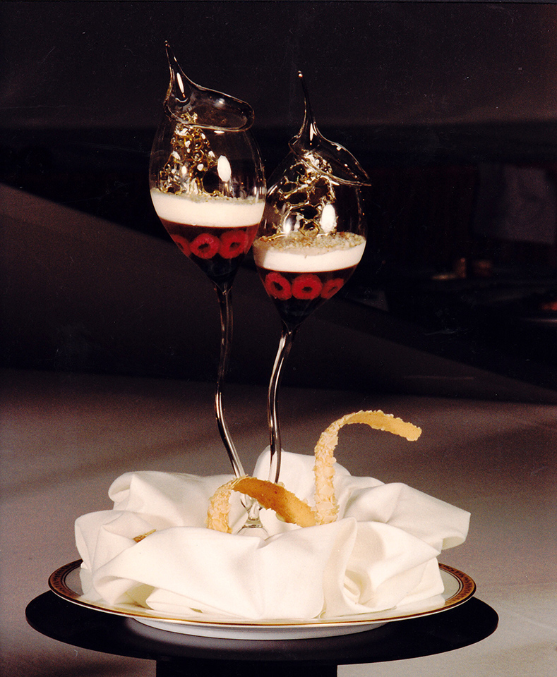Dessert for two Culinary World Cup