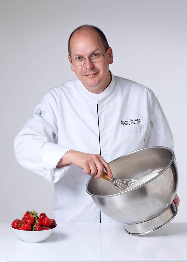 Jeroen Goossens, Master of Pastry